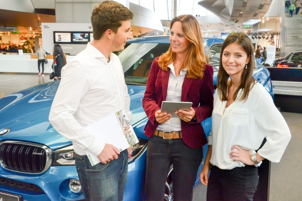 Automobilbusiness Studium