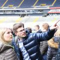 Fachexkursion Sportmanagement Bundesligastadion