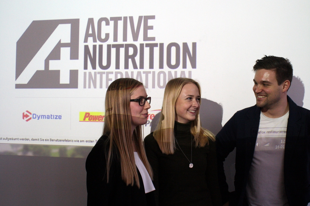 Gesundheitsmanagement Studium Praxis-Projekt mit Active Nutrition International GmbH