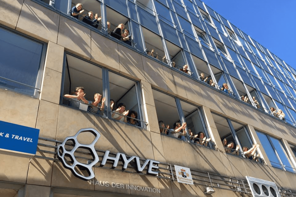 HYVE - Haus der Innovation am Campus M21